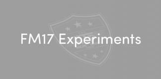 FM17 Experiments