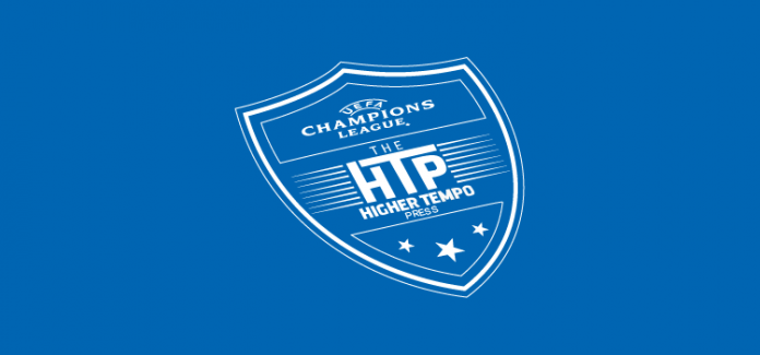 The Higher Tempo Press Champions league