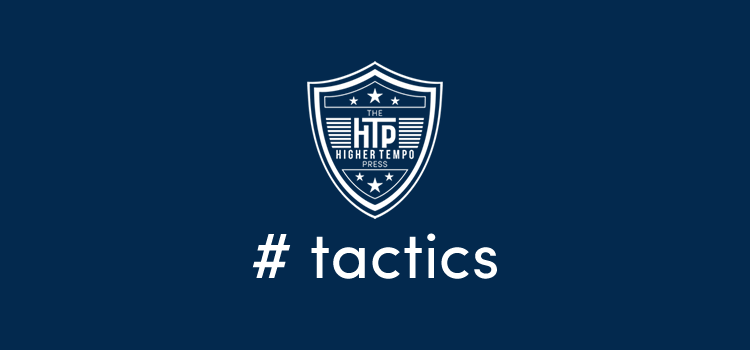 Tactics Tested: Manchester City | The Higher Tempo Press