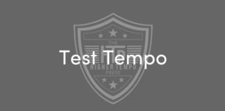 Test Tempo